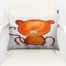 Amazon.com: Pillow Baby Monkey Toddler Pillow 14