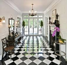 black and white floor tile ideas about white hexagonal tile on