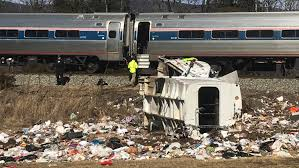 One Dead After Train Hits Garbage Truck - CNN Video Chesapeake Garbage Truck Driver Dies After Crash With Car Being One Person Is Dead A Train Carrying Gop Lawmakers Collides Telegraphjournal Garbage Truck Weight Wet And Dry Absolute Rescue Troopers Utah Woman Flown To Hospital Runs Stop Trash Collector Injured Falls Down Embankment Amtrak In Crozet Cville Weeklyc New York City Accident Lawyers Free Csultation Train Carrying Lawmakers Hits In Virginia Kdnk Pinned Crest Hill Abc7chicagocom Vs Pickup Harwich Huntley Man Cgarbage Collision Northwest Herald