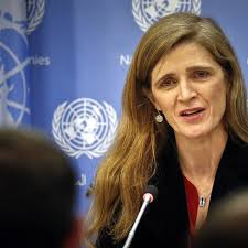 Samantha Power Delivers Ominous Message To Trump Not A Good Idea
