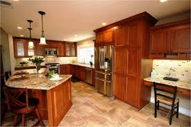 Kitchen Paint Colors With Medium Cherry Cabinets by Kitchen Dark Cherry Kitchen Cabinets Paint Colors For Kitchens