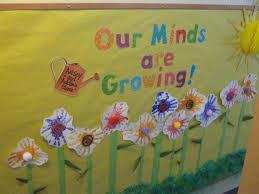 Garden Craft Ideas For Preschoolers Wonderful Bulletin Board Hall Preschool