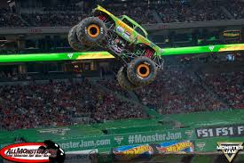 100 Monster Trucks Atlanta Jims Recap From Miami Team Scream Racing