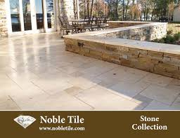 Atlantic Shell Stone Tile by Noble Tile Supply Noble Tile Supply