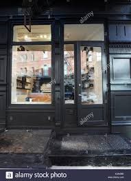 Laughing Man Coffee Tea Actor Hugh Jackman Has Opened A New Shop Called In Tribeca York City Came Outside With