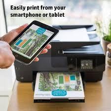 Amazon HP OfficeJet Pro 8100 Wireless Photo Printer With