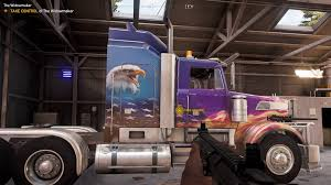 Review: Far Cry 5 (PS4) – PlayStation Nation | PlayStation Nation 8 Lug And Work Truck News Dirt 4 Codemasters Racing Ahead Need For Speed Most Wanted Traffic Semi Fire Flaming New Paint Semi Hauler Truck V10 The Best Farming Simulator 2017 Mods Krone Cat And Trailer By Eagle355th V2 Fs15 Euro Robocraft Garage Driver Game Downlaod From 9apps Download 18 Wheeler Game Images Hauling Part Of Wind Turbine Runs Off Bay County Road Smart Driving Games Best Driving Games For Free How To Get A Swat In Pc