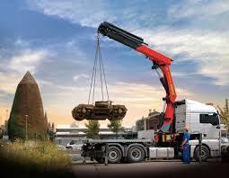 100 Truck Loader Cranes Market 2019 Precise Outlook Palfinger AG