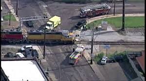 Cleveland Train Vs Truck Fender Bender - YouTube Back Of Semitruck Sheared Off By Train In Northwest Fresno Abc30com Victim Vs Garbage Truck Crash Was New Father Friend And 1 Killed Vehicle Near Desoto Il Train Wreck Injures Brston Man News Somerset Carrying Gop Lawmakers To Policy Retreat Hits Garbage Truck Caught On Cam Vs Hits Dump Stow Fox8com No Injuries South Hayward Free Apg None Injured Accident Local Newsbuginfo Cause Semi Stevens Point Still Under Crush Compilation Most Spectacular