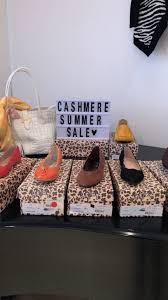 Cashmere Closeout Summer Sale