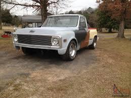 1972 GMC Truck W/ 1970 Chevrolet Front Cap. 454 BBC Turbo 350 12 ...