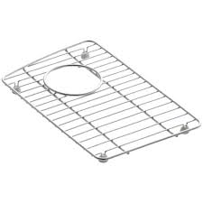 Sink Divider Protector Mats by Home Basics Sink Protector In White Sp44714 The Home Depot