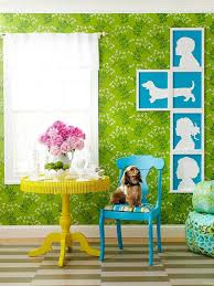 Decoration Fantastic Living Room With Diy Modern Art To Decorate Wall Flowery Paper
