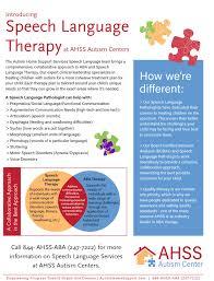 Speech Therapy AHSS