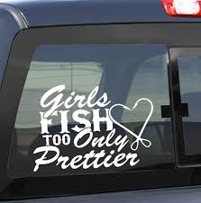 Girls Fish Too..Only Prettier Fishing Decal – North 49 Decals Car Stylings Hunting Fishing Stickers 1514cm And Amazoncom Bass Fishing Spinner Bait Window Vinyl Decal Sticker Large Under Armour Fish Hook Vinyl Decal Sticker For Zebco Sheet 9 Crashdaddy Racing Decals Awesome Trucks Northstarpilatescom Philippines Web Cam Funny Bumper Stickersand 2018 25414cm Reflective Skull Skeleton Keeping It Reel Vehicles Laptop And Best Truck Resource Bass Silhouette At Getdrawingscom Free Personal Use Respect The Freak Fishing Decal North 49