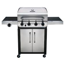 Deluxe Patio Bistro Gas Grill by Bbq Grills Charcoal Grills U0026 Smokers Char Broil
