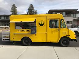 Step Van Food Truck With Equipment Solar Powered Must SEE | Food ...