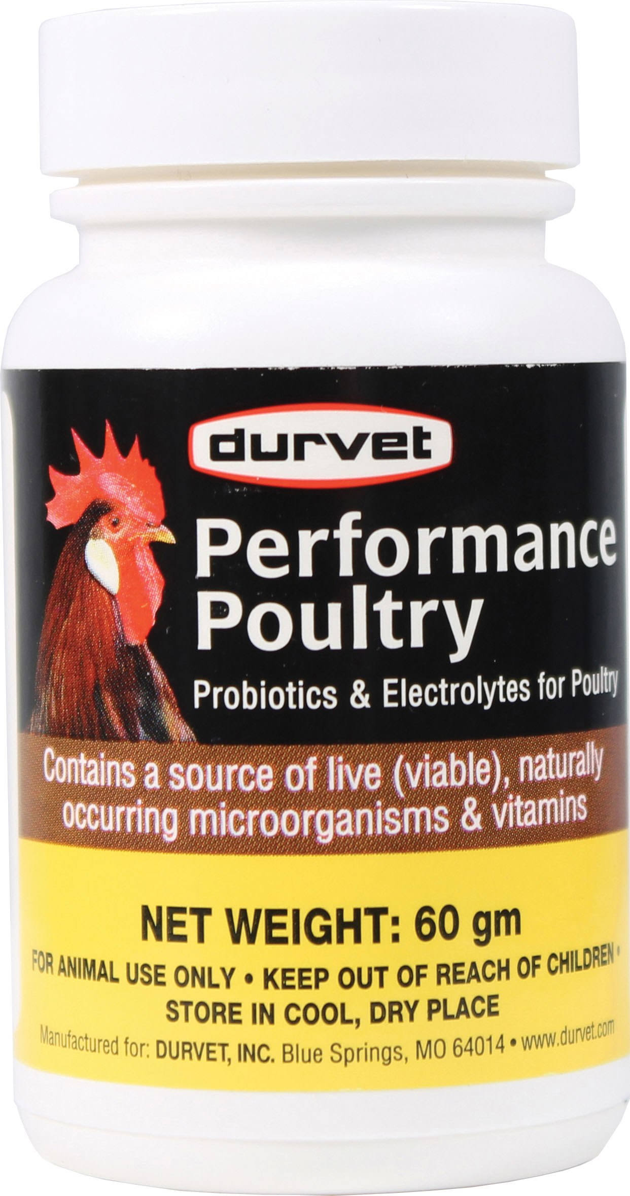 Durvet Performance Poultry Layer Boost - 60g