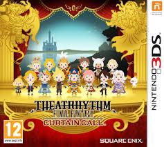 Final Fantasy X Remaster Light Curtain by Trucos Theatrhythm Final Fantasy Curtain Call Nintendo 3ds