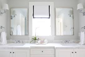 Carrara Marble Countertops Transitional Bathroom Benjamin