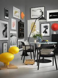 bildergalerie im esszimmer in grau bild kaufen