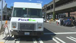 100 Fedex Truck Packages Were Flying All Over The Road Thief Takes Stolen FedEx