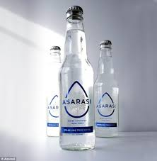 New One Asarasi Is The First Company To Have Its Water Certified Organic By