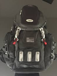 Oakley Bags Kitchen Sink Backpack by For Sale Rare Oakley Backpack Kitchen Sink Batman Edition