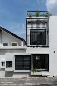 100 Minimalist Houses Single Storey Terrace House Fabian Tan Architect