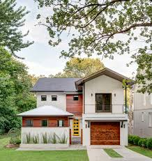 104 Contemporary Cedar Siding 17 Style Homes With Modern Curb Appeal Better Homes Gardens
