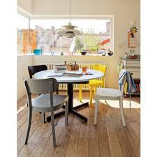 stuhl frankfurter küchenstuhl weiß magazin