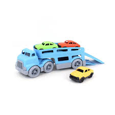 100 Toy Car Carrier Truck Green S Big 3 Mini Rier Lo Pacific
