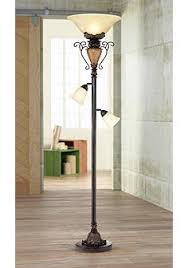 rubbed bronze torchiere floor l bronze floor ls ls plus