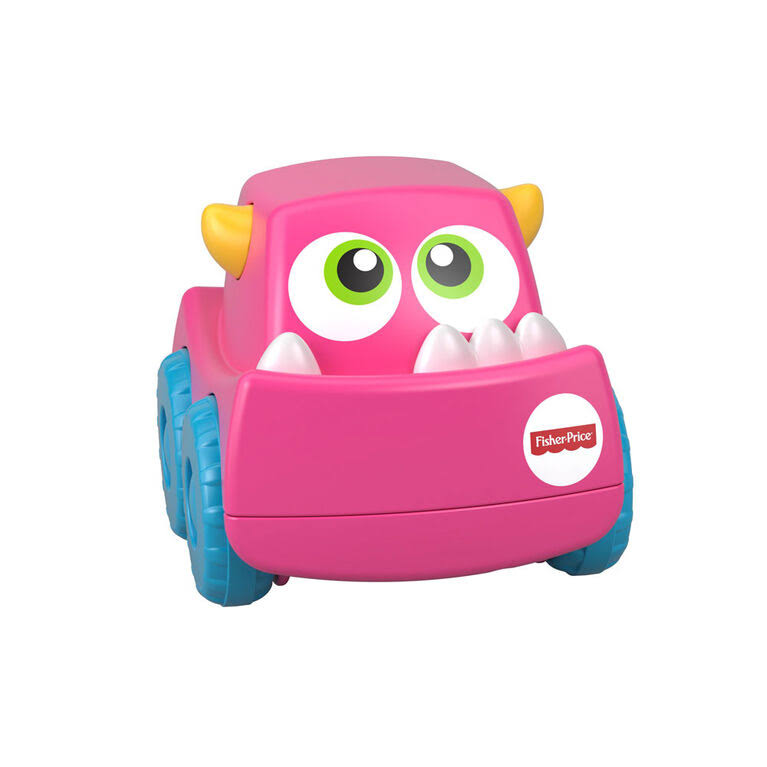Fisher Price Truck, Mini Monster, 6 Months +