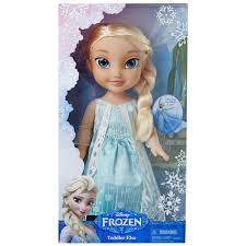 Disney Frozen Toddler Elsa Doll Kmart