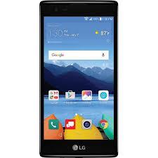 Verizon Wireless LG K8 V 16GB Prepaid Smartphone Black Walmart