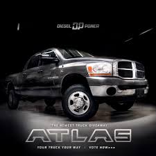 Atlas Giveaway | Diesel Power Gear | July 2018 Copy