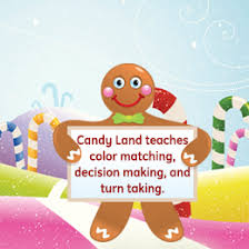 Candy Land Board Game Rules And Instructions