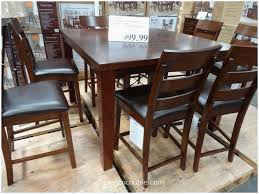 Costco Living Room Furniture Prime Dining Table Set Elegant Sets