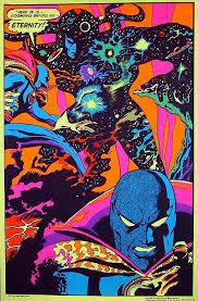 Doctor Strange Meets Eternity