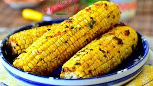 cuisiner des epis de mais épis de maïs grillé avec delicieuse marinade recette par mes