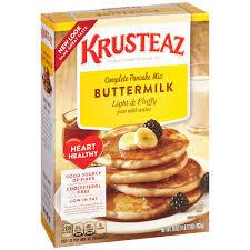 Krusteaz Pumpkin Spice Pancakes by Pancake Mix
