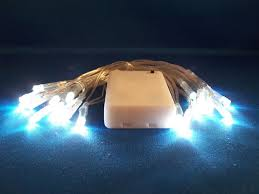 battery powered led lights lights