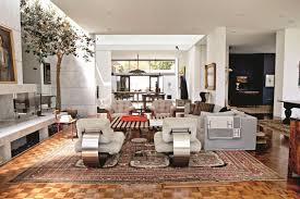 100 Inside Design Of House Ellen DeGeneres Takes Us Inside Her Pretty Houses In Home