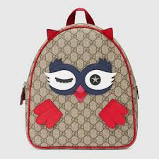 Children's Owl Backpack   Gucci Children   Pinterest   Owl Backpack 21 Best Bpacks I Love Images On Pinterest Owl Bpack 19 Back To School With Texas Fashion Spot 37 For My Littles Cool Kids Clothes Punctuate Find Offers Online And Compare Prices At Storemeister Globetrotting Mommy Coolest For To Best First Toddler Preschoolers Little Kids Pottery Barn Mackenzie Aqua Mermaid Large Bpack Ebay 57917 New Pink And Gray Owls Print Racing Car Cath Kidston Kleine Kereltjes Gif Of The Day Shaggy Head Sleeping Bag Shop 3piece Quilt Set Get Free Delivery