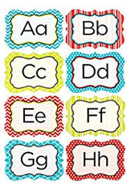 Renewing Minds Isabella Customizable Word Wall Bulletin Board Set Multi Colored Of