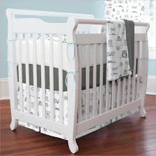 Bedding Cribs Nature Imagination Mini Cribs forter Vintage
