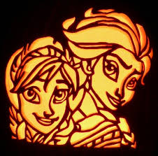 Princess Ariel Pumpkin Stencils by Here U0027s Another Frozen Pattern From Stoneykins Com I Carved On A