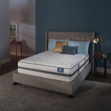 Serta Perfect Sleeper Air Mattress With Headboard by Serta Perfect Sleeper Luxury Hybrid Oakbridge Ii Firm Twin