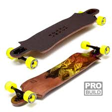 Landyachtz Switchblade 38 Pro Build® – Performance Longboarding